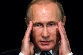 Путин в закрытом режиме обсуждает с академиками новый порядок избрания президента РАН