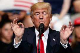 Дональд Трамп хочет нарастить экспорт СПГ из США