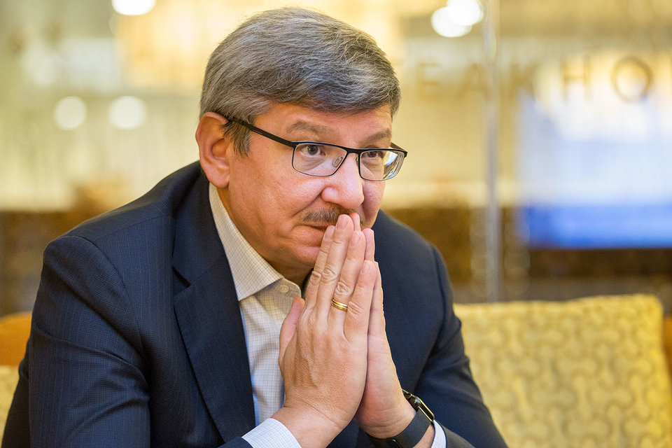 Президент группы «Промышленные инвесторы» Сергей Генералов продал 9,99% в нефтесервисной компании IG Seismic Services Plc
