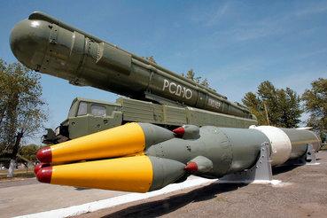 Советский ракетный комплекс средней дальности РСД-10 «Пионер», уничтоженный в соответствии с договором о РСМД