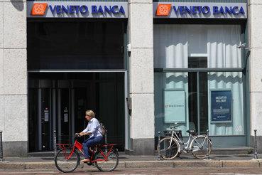 Италия потратит 17 млрд евро на ликвидацию двух региональных банков