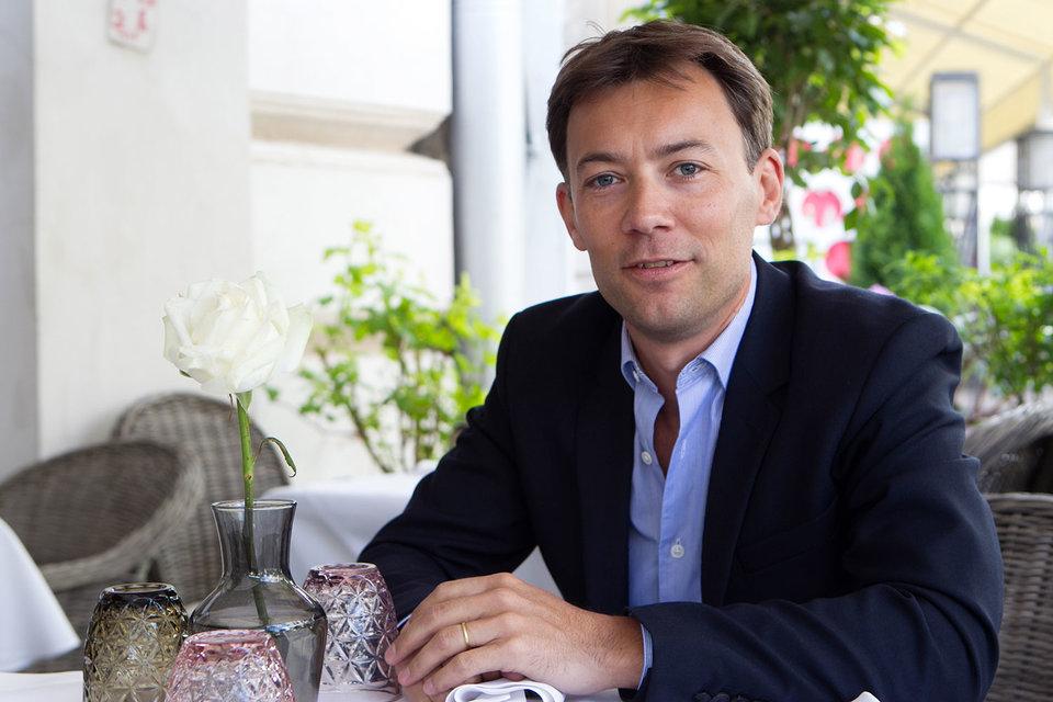 Оливье Гремийон, управляющий директор Airbnb в регионе EMEA