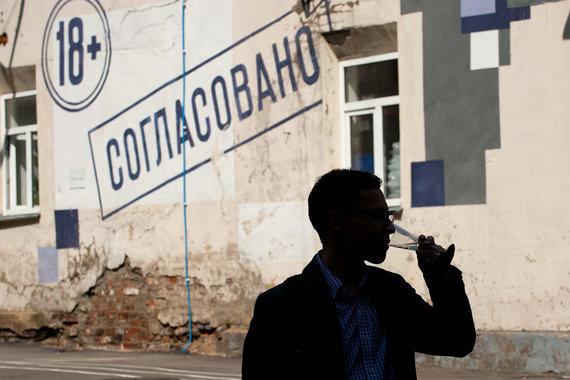 В России разрешили покупать алкоголь по правам и паспорту ...