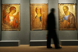 Эксперты усомнились, что «Звенигородский чин» написал Андрей Рублев