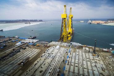 «Роснефтегаз» финансирует принадлежащую «Роснефти» верфь «Звезда»
