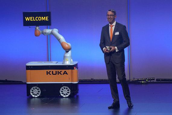 «Мы хотим делать потребительских роботов»