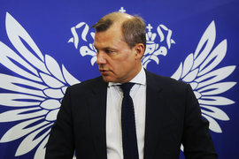Директор «Почты России» Дмитрий Страшнов покинет свой пост в конце июня