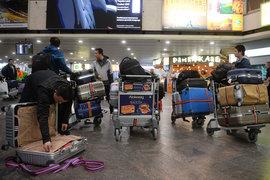 В «Шереметьево» быстро растут транзитный поток и число туристов из Китая
