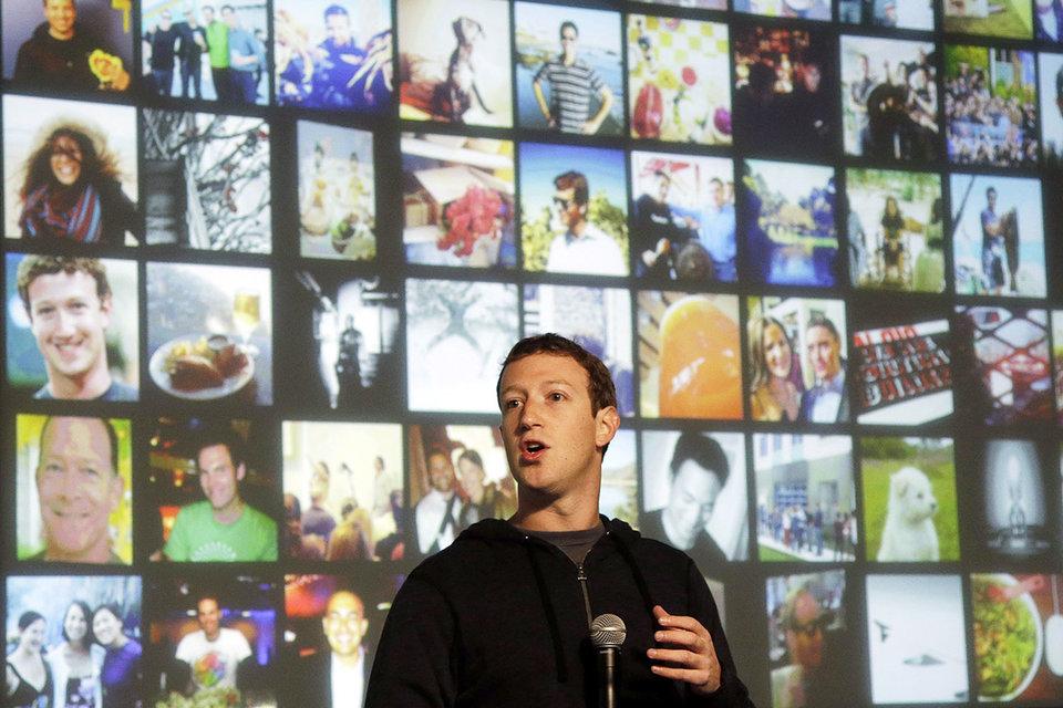 Каждый день в Facebook заходит 1,28 млрд человек