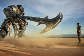 Зрители моложе 18 лет выставили «Последнему рыцарю» А по шкале CinemaScore