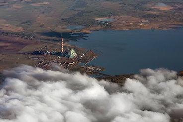 В 11.43 мск на Березовской ГРЭС «Юнипро» отключился энергоблок №2 мощностью 800 МВт
