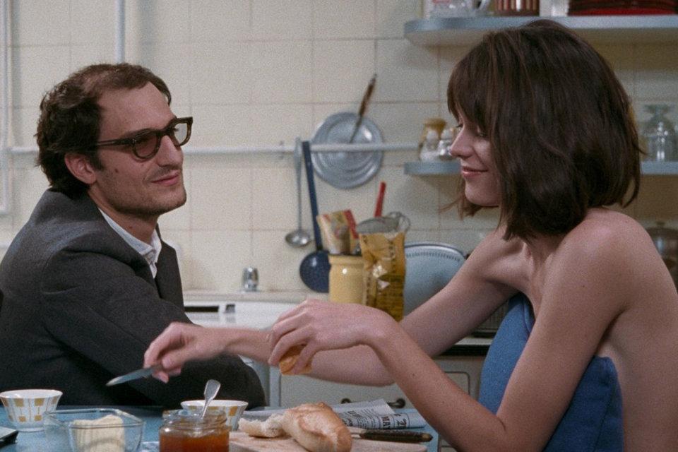 В «Молодом Годаре» Годара играет Луи Гаррель, а его юную жену – Стейси Мартин