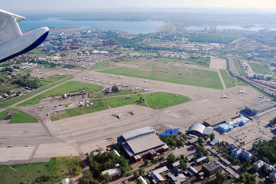 Аэропорты будут платить за недвижимость в радиусе 30 км