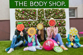 Бренд The Body Shop основан в 1976 г.