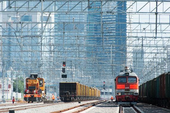 РЖД не успевает покупать локомотивы