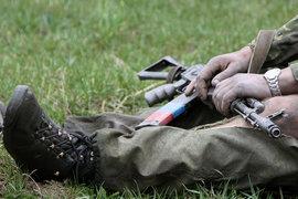 Минобороны России отрицает задержание российского военного под Луганском