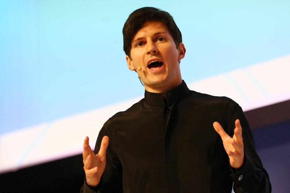 Павел Дуров не против внесения Telegram в реест Роскомнадзора