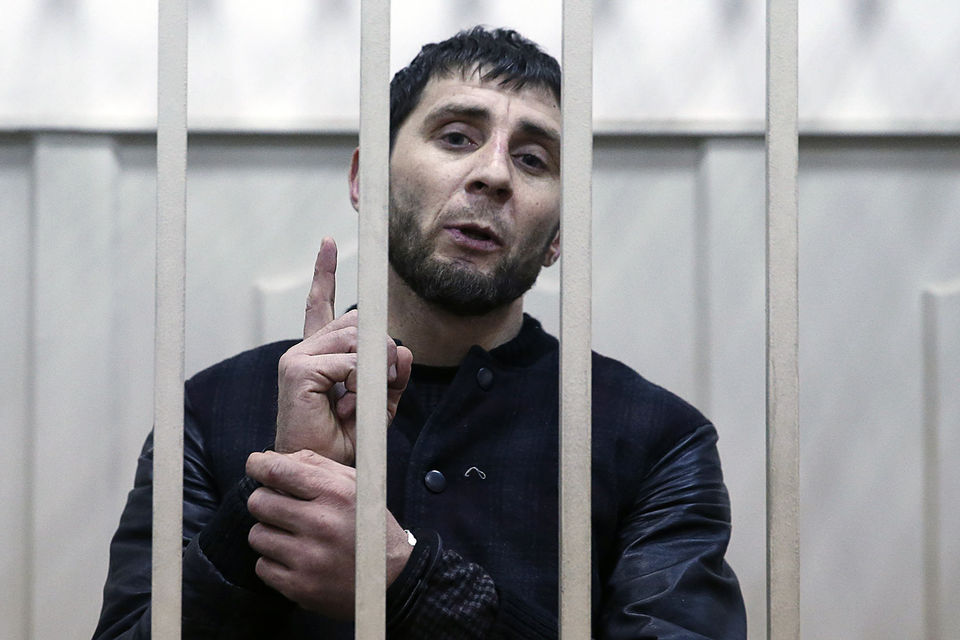 Присяжные посчитали, что Заур Дадаев не заслуживает снисхождения