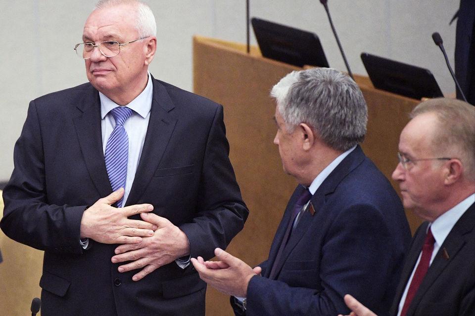 Коммунист Решульский - один из немногих депутатов, прошедших все созывы Госдумы