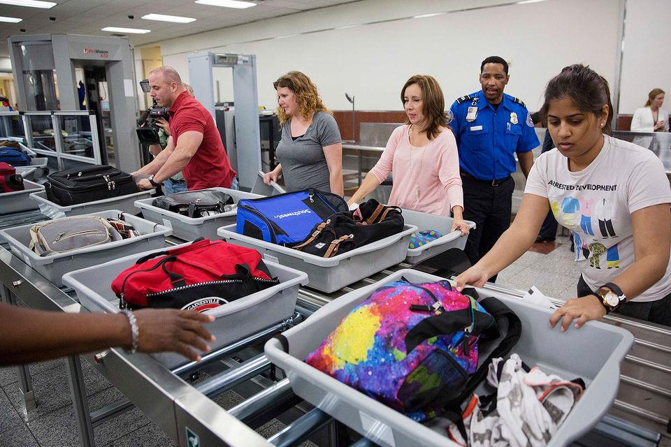 Новые меры в аэропортах США позволят повысить уровень безопасности, считает IATA