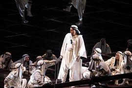 В итальянскую оперу внедрился Восток