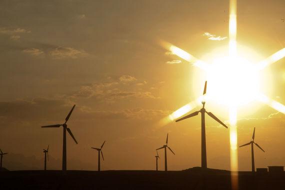 «Росатом» хочет экспортировать ветряные турбины