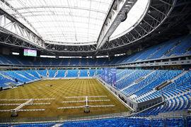 Стадион обошелся петербургскому бюджету почти в 43 млрд руб.