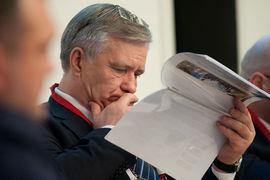 Гендиректор «Сургутнефтегаза» Владимир Богданов