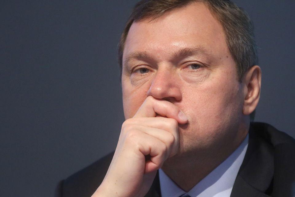 Олег Бударгин не пришел на собрание акционеров ФСК