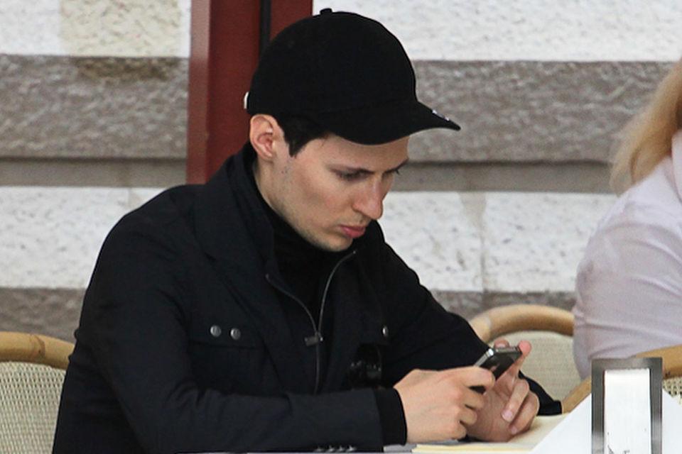 Cоздатель Telegram Павел Дуров