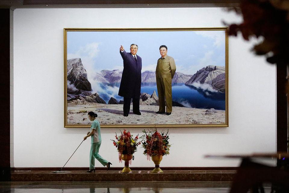 Ким Чен Ын решился сделать то, против чего категорически выступали его отец и дед, – ввести в экономику элементы рынка
