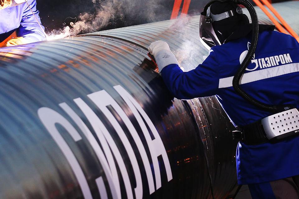 «Газпром» договаривается о дате начала поставок по «Силе Сибири»
