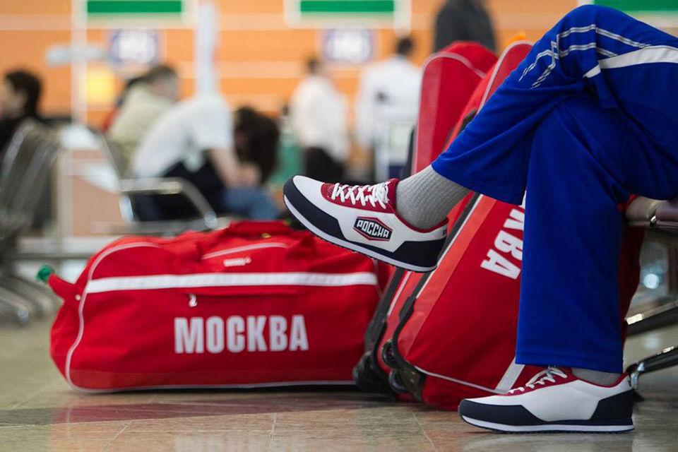 Ожидающие вылета в Москву в аэропорту Нижнекамска