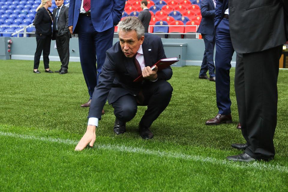 Руководству ВЭБа (на фото председатель ВЭБа Сергей Горьков) пришлось умерить ожидания  по распродаже банков
