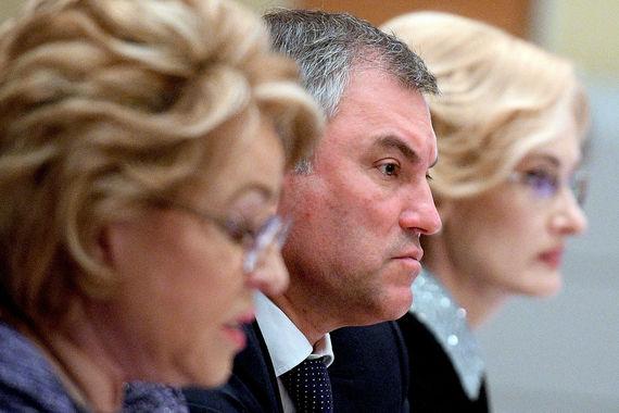 Вячеслав Володин не готов отказаться от защиты прав женщин