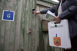 Сценарий выборов везде одинаковый, проблему конкуренции решают на этапе выдвижения, не давая возможности зарегистрироваться