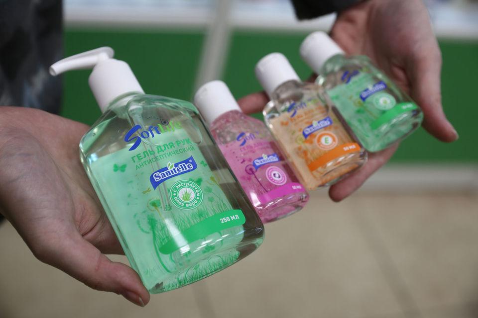 «Бентус лаборатории» оценивают российский рынок кожных антисептиков для обработки рук медперсонала в $120–150 млн
