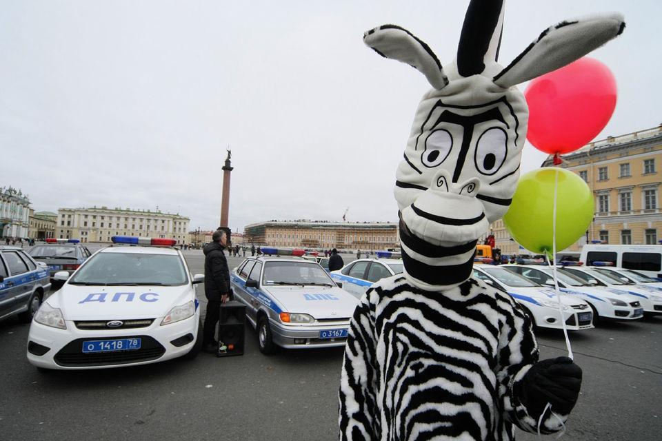 Полицейские останутся в стороне от мелких аварий