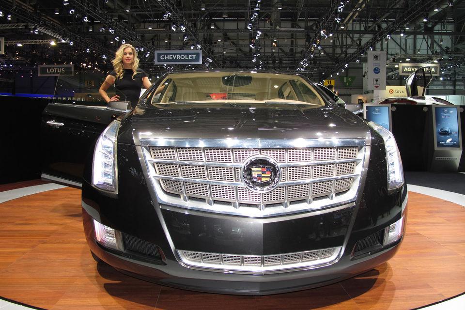 Новый дилерский центр Cadillac откроет группа компаний «Авилон»