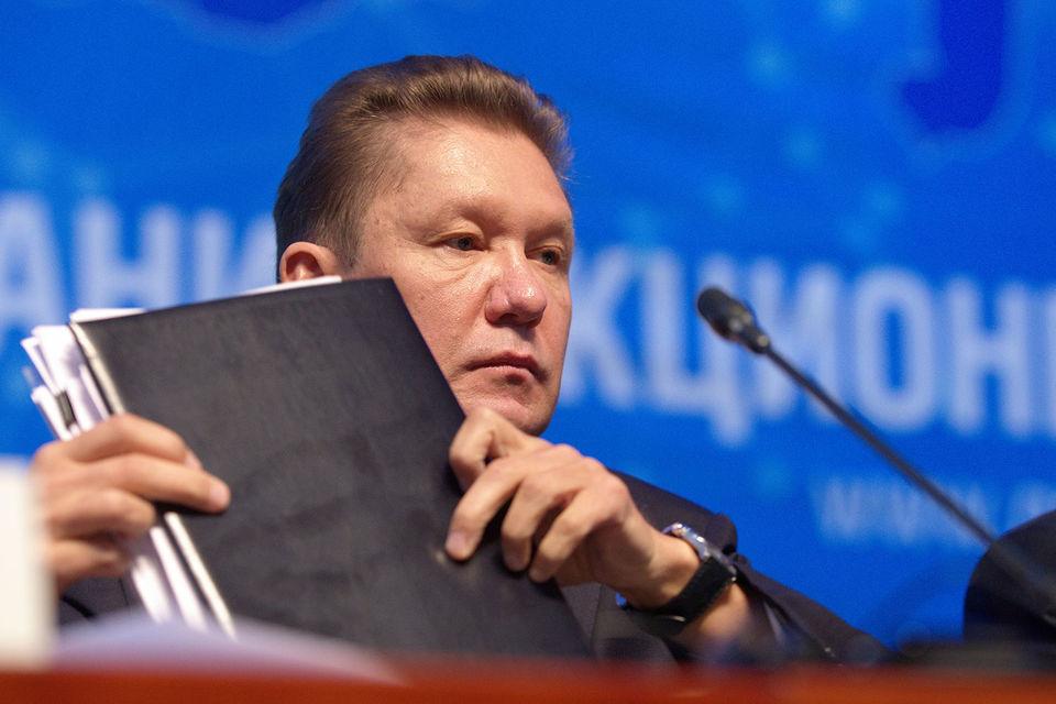 Миллер напомнил, что, по оценкам экспертов, в ближайшие несколько лет уровень потребления газа в Китае выйдет на 300 млрд куб. м в год
