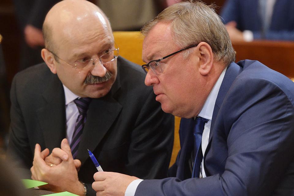 Пока Задорнов входил в правление ВТБ, стороны так и не договорились, после чего наблюдательный совет госбанка вывел Задорнова оттуда