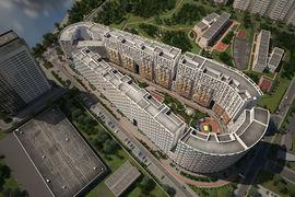 Жилой комплекс «Парад планет» будет построен в подмосковном Королеве