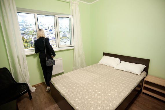 Мэрия обещает сделать в квартирах для переселенцев современный ремонт