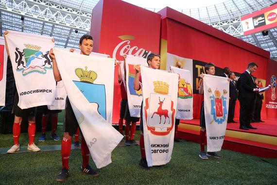 Трофей привезут в 24 российских города, сообщает ТАСС