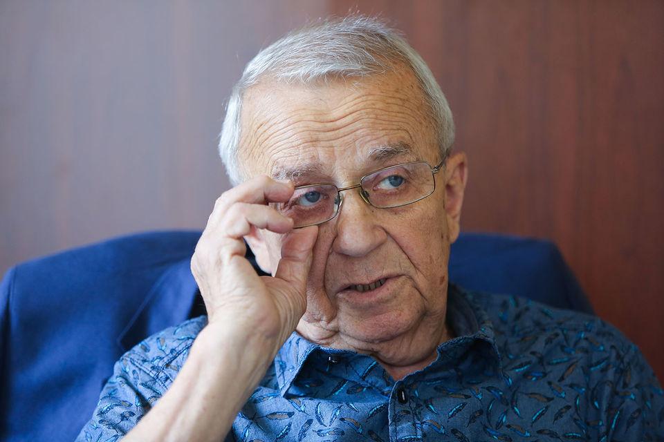 Океанолог, Герой России Анатолий Сагалевич