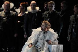 Шекспировская роль Макбета, ковдорского тана, украшает репертуар Пласидо Доминго