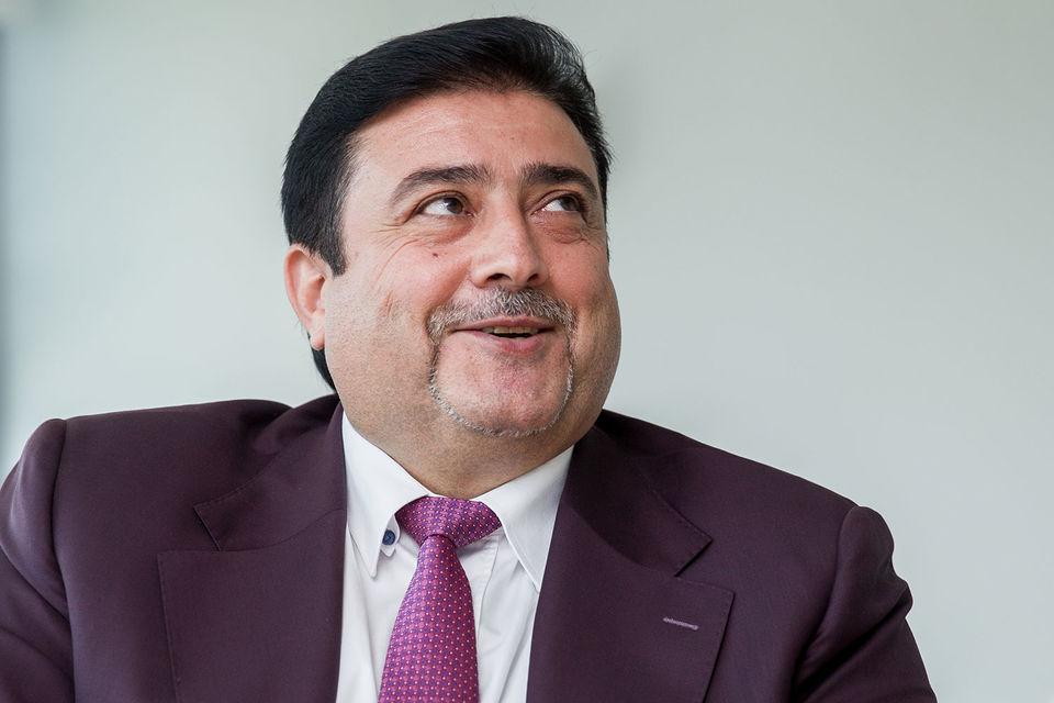 Адиль Ширинов, новый президент и гендиректор Ford Sollers