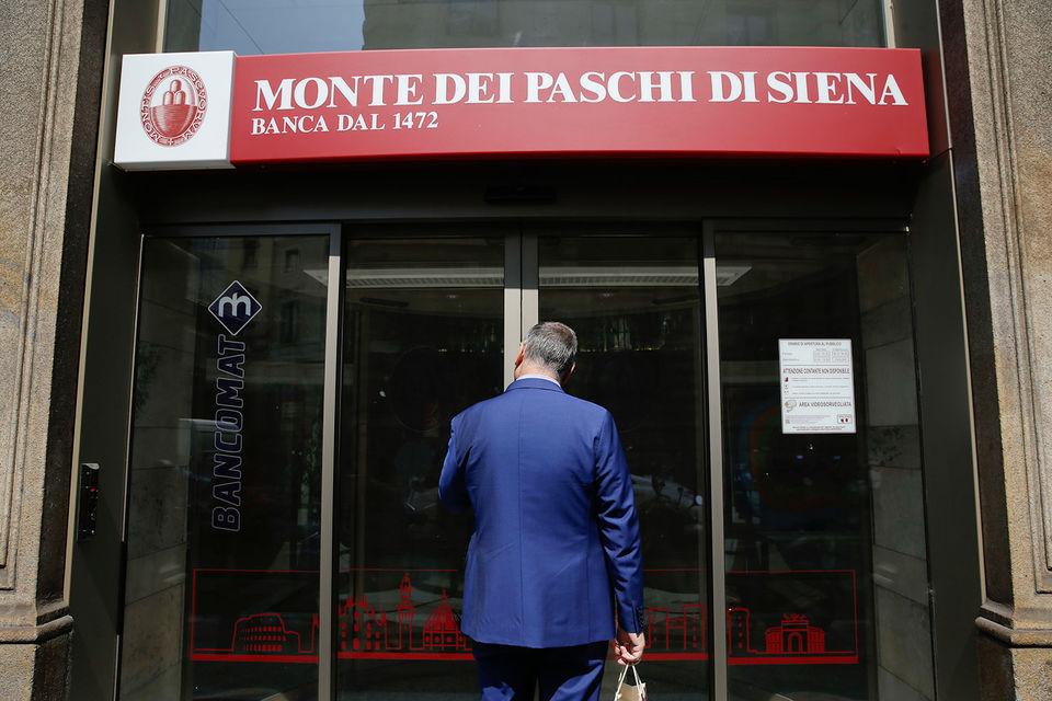 Итальянский Monte Paschi будет национализирован