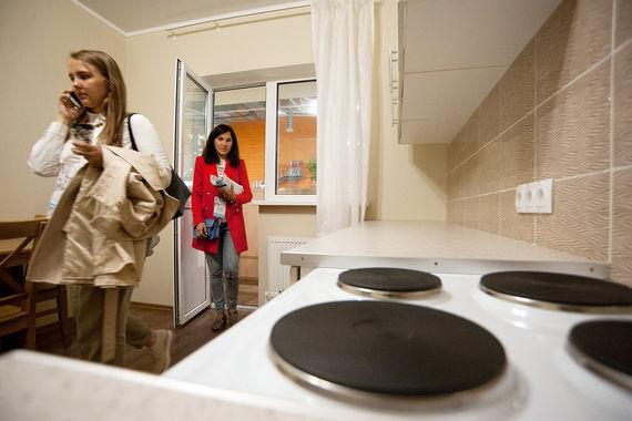 На кухнях обещают установить энергоэффективные и безопасные плиты