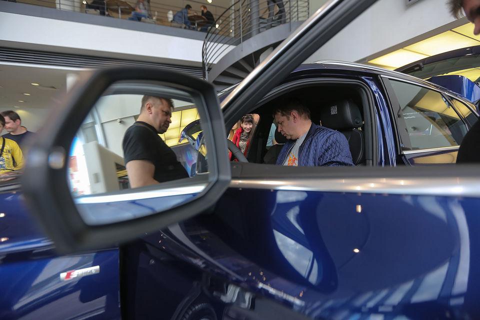 В первом полугодии рынок новых автомобилей вырос на 7%